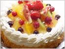 フルーツケーキイメージ画像