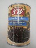 【S&W】ブルーベリー 4号缶