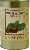 【サバトン】マロンクリーム 5kg缶